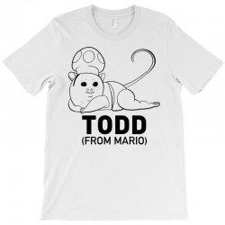 it's todd t shirt T-Shirt | Artistshot
