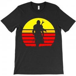 mando retro T-Shirt   Artistshot