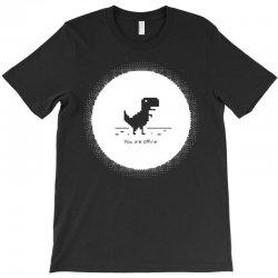 moon offline T-Shirt | Artistshot