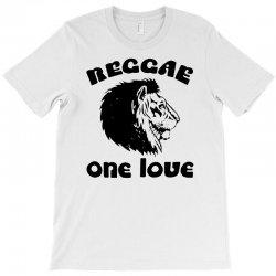 one love reggae T-Shirt | Artistshot