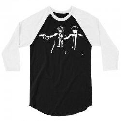 peaky blinders   pulp fiction 3/4 Sleeve Shirt   Artistshot