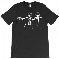 peaky blinders   pulp fiction T-Shirt   Artistshot