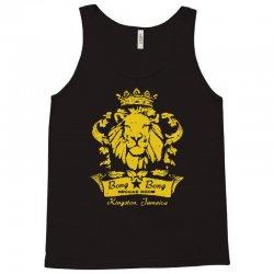 reggae lion bar Tank Top   Artistshot