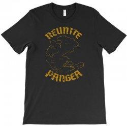 reunite pangea world map history tectonics funny T-Shirt   Artistshot