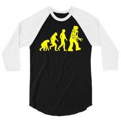 robot evolution 3/4 Sleeve Shirt   Artistshot