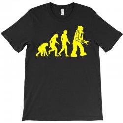 robot evolution T-Shirt   Artistshot