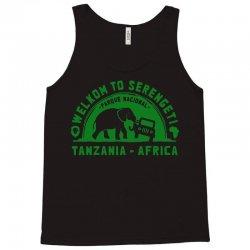 serengeti national park Tank Top | Artistshot