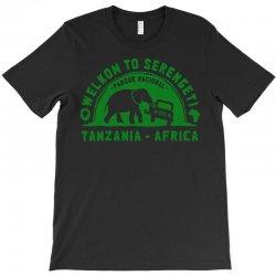 serengeti national park T-Shirt | Artistshot