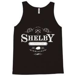shelby company limited Tank Top   Artistshot