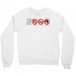 smash is for good boys and girls t shirt Crewneck Sweatshirt | Artistshot