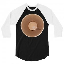 Live coffee 3/4 Sleeve Shirt | Artistshot