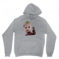 baby groot3 Unisex Hoodie   Artistshot