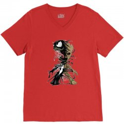 goot monster V-Neck Tee | Artistshot