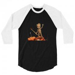 groot bomb 3/4 Sleeve Shirt   Artistshot