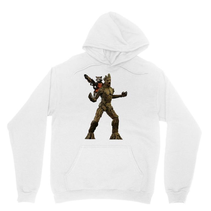 I Am  Groot 2 Unisex Hoodie | Artistshot