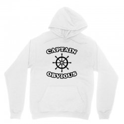 captain obvious Unisex Hoodie | Artistshot