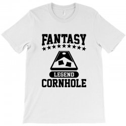 fantsy cornhole legend T-Shirt | Artistshot