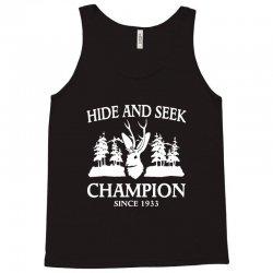 jackalope hide and seek champion Tank Top   Artistshot