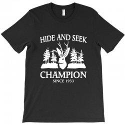 jackalope hide and seek champion T-Shirt   Artistshot