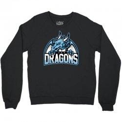 ice dragons Crewneck Sweatshirt   Artistshot