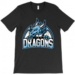 ice dragons T-Shirt   Artistshot