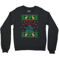 merry christmas   ugly Crewneck Sweatshirt | Artistshot