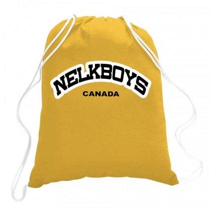 Nelk Boys For Light Drawstring Bags Designed By Rosdiana Tees