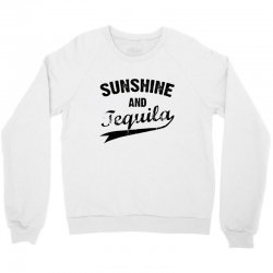 sunshine and tequila Crewneck Sweatshirt | Artistshot