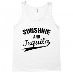 sunshine and tequila Tank Top | Artistshot