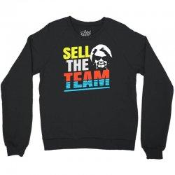 sell the team lions Crewneck Sweatshirt | Artistshot