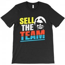 sell the team lions T-Shirt | Artistshot