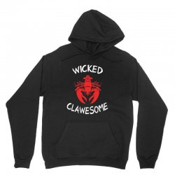 wicked clawesome lobster Unisex Hoodie | Artistshot