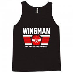 wingman buffalo chicken wing lover Tank Top | Artistshot