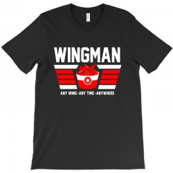 wingman buffalo chicken wing lover T-Shirt | Artistshot