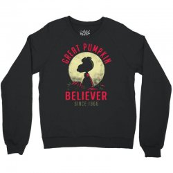 vintage great pumpkin believer Crewneck Sweatshirt | Artistshot