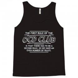 ocd club Tank Top   Artistshot