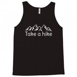 outdoors hiking and camping Tank Top | Artistshot