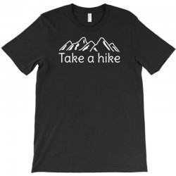 outdoors hiking and camping T-Shirt | Artistshot