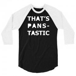 pansexual pride 3/4 Sleeve Shirt | Artistshot