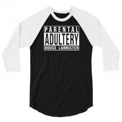 parental adultery 3/4 Sleeve Shirt | Artistshot