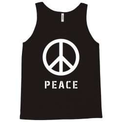 peace sign Tank Top | Artistshot