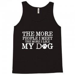 people dog Tank Top | Artistshot