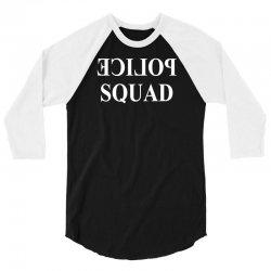 police squad 3/4 Sleeve Shirt | Artistshot