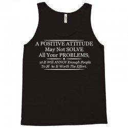 pos attitude Tank Top   Artistshot