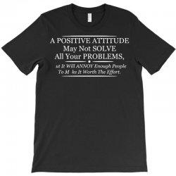 pos attitude T-Shirt   Artistshot