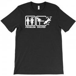 problem solved T-Shirt | Artistshot