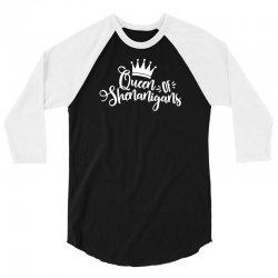 queen shenanigans 3/4 Sleeve Shirt | Artistshot