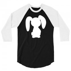 rabbit 3/4 Sleeve Shirt | Artistshot