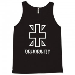reliability Tank Top | Artistshot