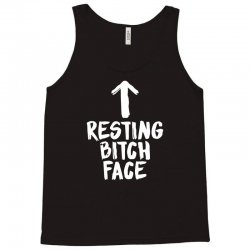 resting bitch face Tank Top | Artistshot